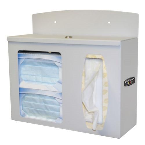 Respiratory Hygiene Station - Locking-2