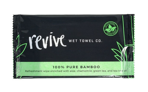 Revive Hot Towel Service Bamboo Towels 200/case