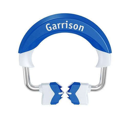 Garrison Composi-Tight 3D Fusion Matrix Rings Short Blue, 2/pkg
