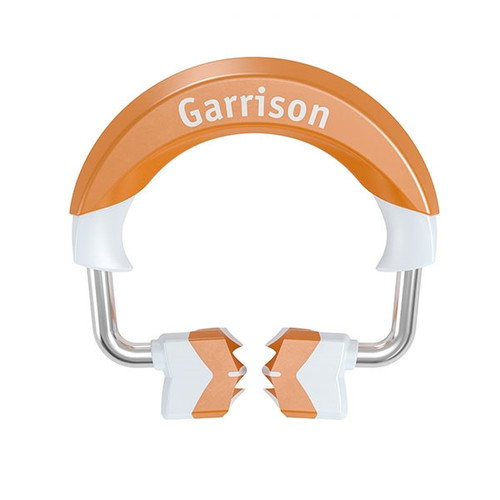 Garrison Composi-Tight 3D Fusion Matrix Rings Tall Orange, 2/pkg