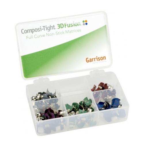 Garrison Composi-Tight 3D Fusion Full Curve Matrices Bulk Kit, 420/pkg
