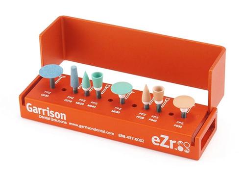 Garrison eZr Zirconia Polishing System Kit