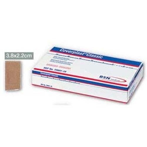 Leukoplast Strong Fabric Bandage 2.2cm x 3.8cm 100/box