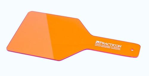 Practicon Orange-Aid Handheld Curing Light Shield 1/Each