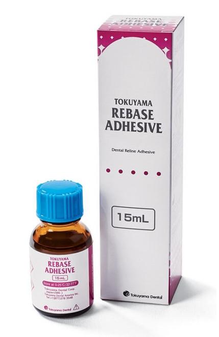Tokuyama Rebase III Denture Reline Material Adhesive 15ml/bottle