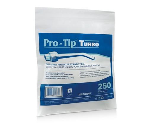 Medicom Pro-Tip Syringe Tips 250/bag