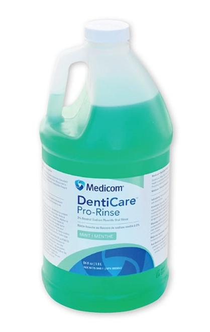 Medicom DentiCare Pro-Rinse 2% Neutral Sodium Fluoride Rinse 2 Litre MINT