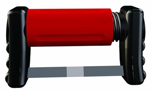 Garrison FitStrip Subgingival Regular Refill Single-sided Fine Grit, 4 strips/pkg