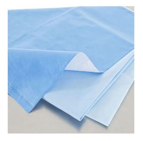 "Halyard Quick Check Sterilization Double Wrap H100 Fabric 36"" x 36"" 144/case"