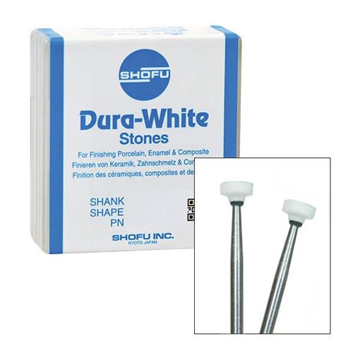 Shofu Dura-White Polishing Stones HP WH4  12/box