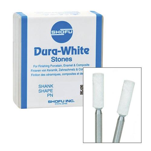 Shofu Dura-White Polishing Stones FG CY2 12/box