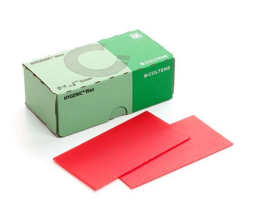 Coltene Hygenic Baseplate Wax Medium-Soft No. 3 Red 1 lb