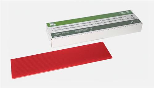Coltene Hygenic Utility Wax Round Strips Red 80/box