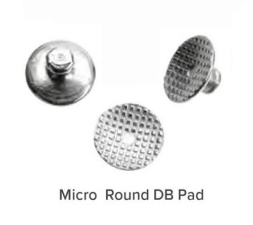Plak Smacker Direct Bond Lingual Button Micro-Round 10/pkg