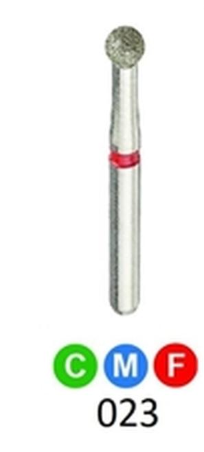 1Diamond Sterile Diamond Burs Round 801-023