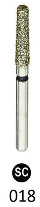 1Diamond Sterile Diamond Burs Modified Shoulder 847KR-018