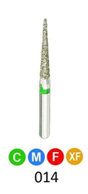 ValuDiamond  Diamond Burs Needle 859-014, 10/pkg