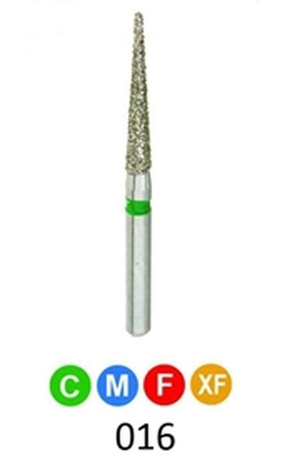 ValuDiamond Diamond Burs Needle 859-016, 10/pkg