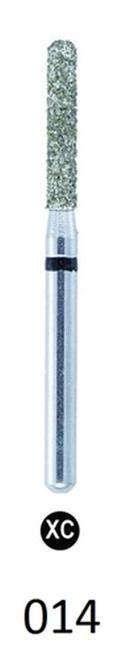 ValuDiamond Burs Round End Cylinder 881-014 Extra Coarse
