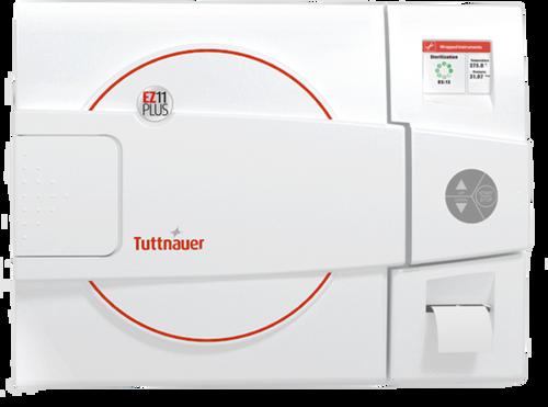 Tuttnauer EZ11Plus- P Automatic Autoclave w/ Printer