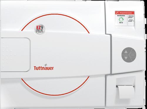 Tuttnauer EZ9PLUS Automatic Autoclave