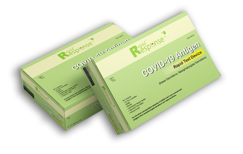 COVID-19 Antigen Rapid Test Device