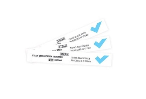 Valuemed Professional ValueTest Class 4 Steam Chemical Indicator Strips bag/250