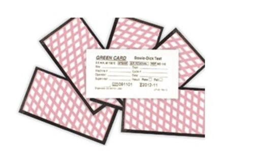 ValueTest Bowie-Dick Test Card Refill 30/pkg