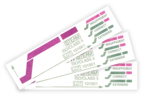 Class 5 / Type 5 Chemical Integrator Strips
