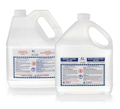 Isopropyl Alcohol 99% 4L