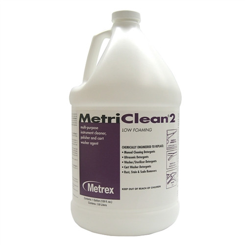 MetriClean 2 Medical Device Pre-Cleaner Detergent Gallon