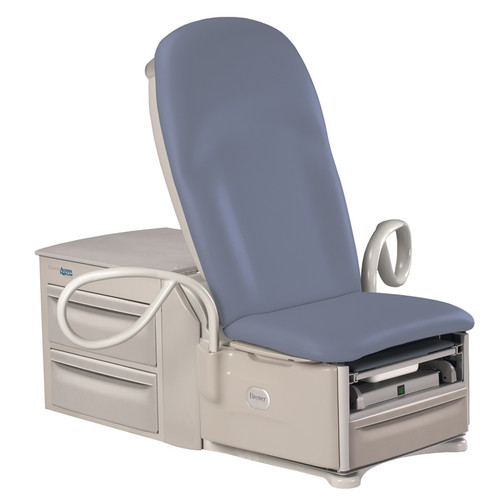 Brewer Access High Low Power Exam Table Power Back