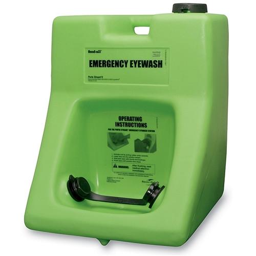 Porta Stream II Portable Emergency Eye Wash Station
