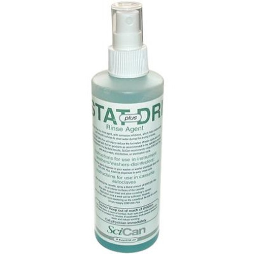 Scican STAT-DRI Plus 8oz Bottle with Sprayer
