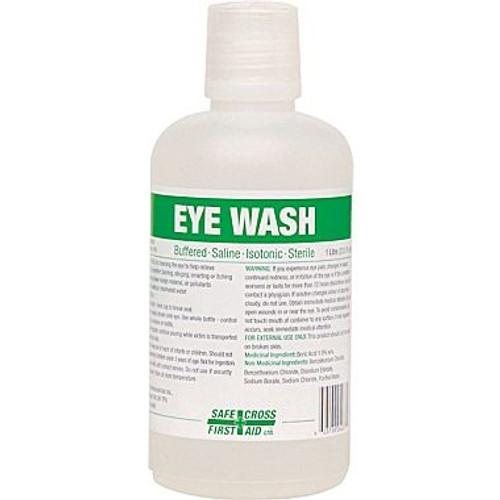 Eye Wash Solution - 500ml Bottle