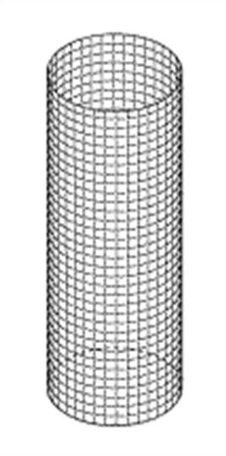 Metal Filter Screen for 3870EA