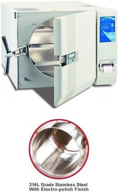 Tuttnauer 3870EAP Sterilizer Automatic Large