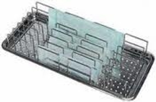 """Instrument Pouch Rack for 9""""&10"""" chamber 16"""" Length"""