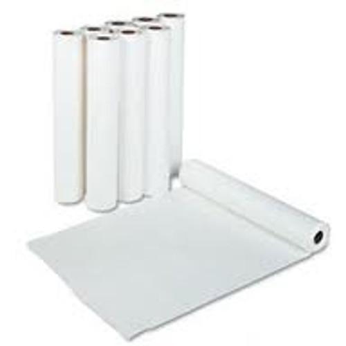 "Valuemed Premium Exam Table Paper  Smooth 18"" x 225', 12 rolls/case"
