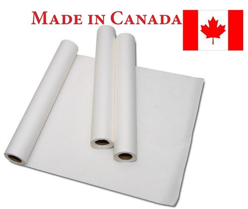 """Westbond Table Paper Chiro Smooth 8.5"""" x 320' 24/case"""