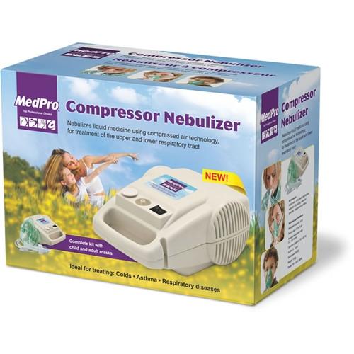 MedPro Compressor Nebulizer System