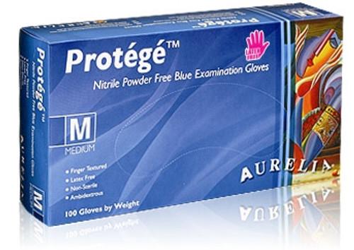 Aurelia Protege Nitrile Powder Free 100/box EXTRA-LARGE