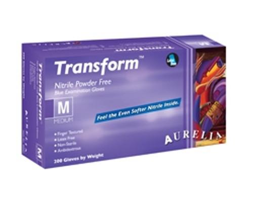 Aurelia Transform Nitrile Powder Free 100/box MEDIUM