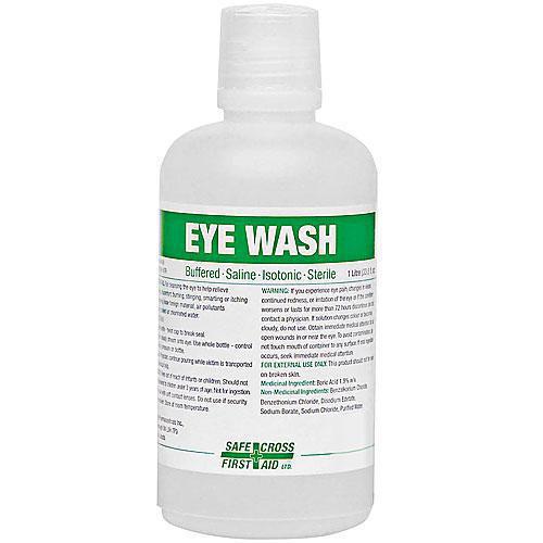 Eye Wash Solution - 1 Litre Bottle