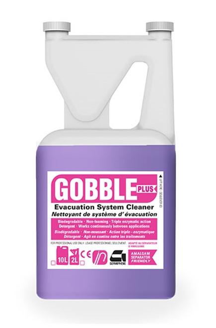 Germiphene Gobble Plus Evacuation System Cleaner 2L Jug