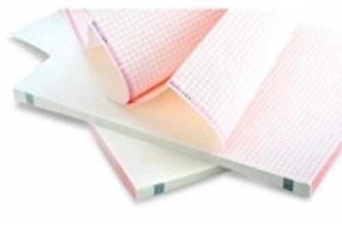 """ECG Recording Paper Z-Fold 8.5"""" x 11"""" 100/pkg"""