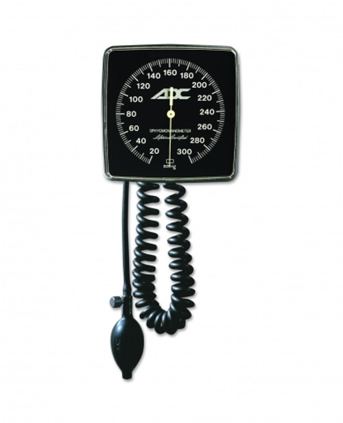 ADC Diagnostix 750 Wall Aneroid Sphyg with Large Adult Cuff