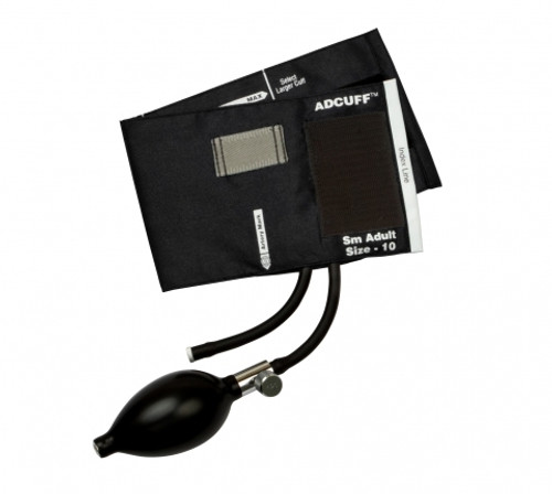 Adcuff Inflation System Black 2 Tube Small Adult