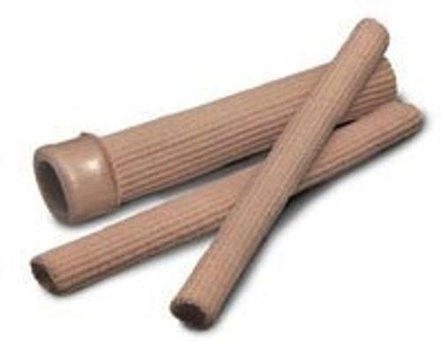 """Visco-GEL Fully-Coated Ribbed Digital Tubes 6"""" Length x 1"""" Wide 3/pkg"""