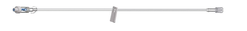 """IV Extension Set 6"""", 1 Needless Connector - Each"""